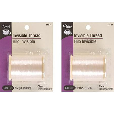 Dritz Invisible Thread, 150-Yard -