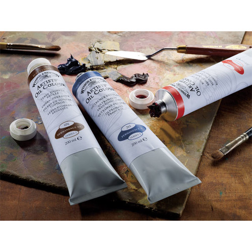 Winsor & Newton Artist's Oil Color Paint Tube (Set of 3)
