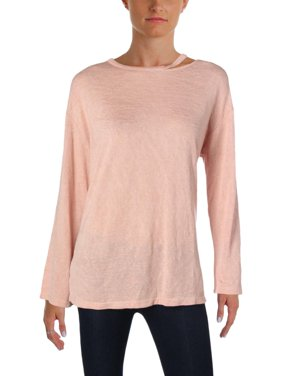 ea0cb3699b0b9 Product Image Sanctuary Womens Cheyanne Cut Out Cold Shoulder Pullover Top