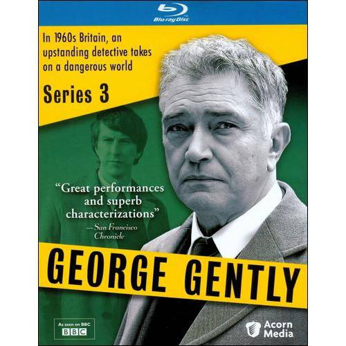 George Gently: Series 3 (Blu-ray) (Widescreen)