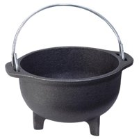 Lodge Country Kettle 1 Pint / 16 oz Pre-Seasoned Cast Iron, HCK