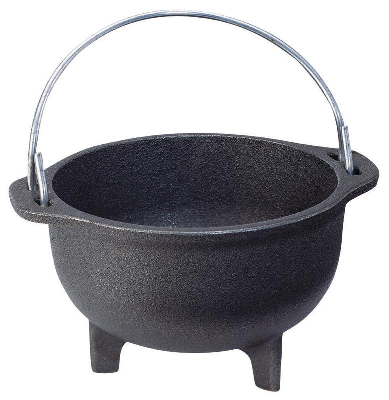 Lodge Country Kettle 1 pint / 16 oz Cast Iron, HCK