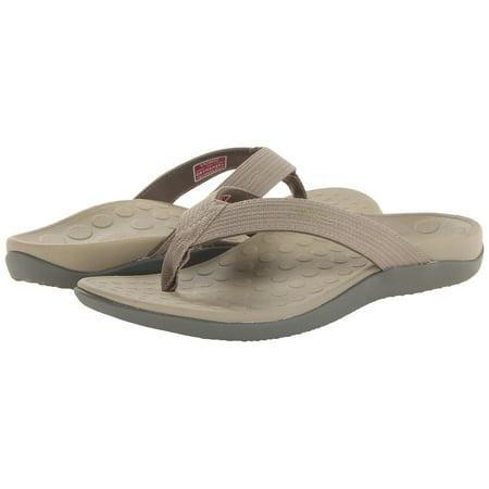 9121f2139667 Vionic - Orthaheel Wave Khaki Sandal Men s 7 Women s 8 - Walmart.com