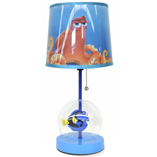 Disney Finding Dory Fish Bowl Lamp