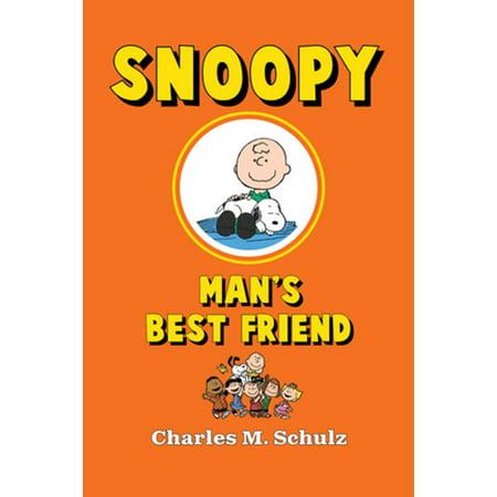 Snoopy, Man's Best Friend - eBook