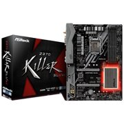 ASRock Z370 Killer SLI/ac LGA 1151 (300 Series) Intel Z370 HMI SATA 6Gb/s