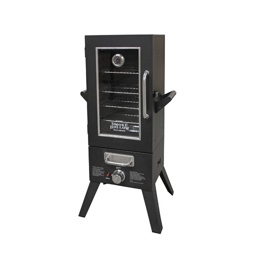 """Smoke Hollow 36"""" LP Gas Smoker with Window by Outdoor Leisure Products"""