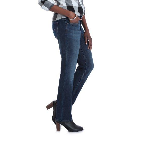 96baa880 Lee Riders - Lee Riders Women's Midrise Straight Jean - Walmart.com