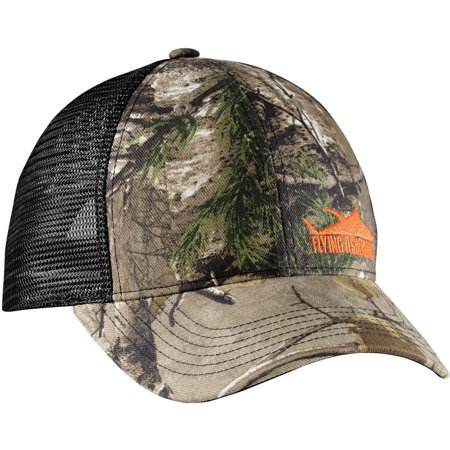 Flying Fisherman Tuna Camo Trucker Hat
