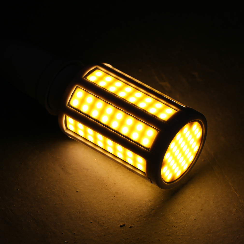 Corn LED Light Bulb AC220V Power Lamp Energy Saving Cool/Warm White