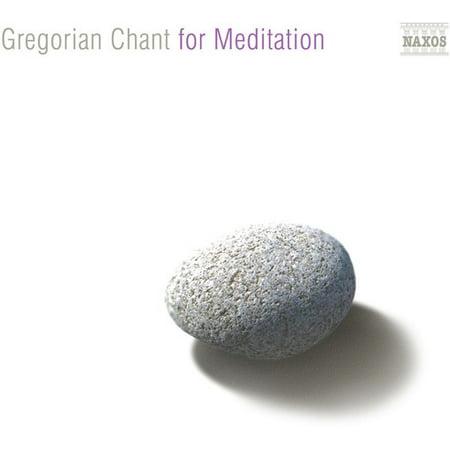 Gregorian Chant for Meditation / Various (CD)