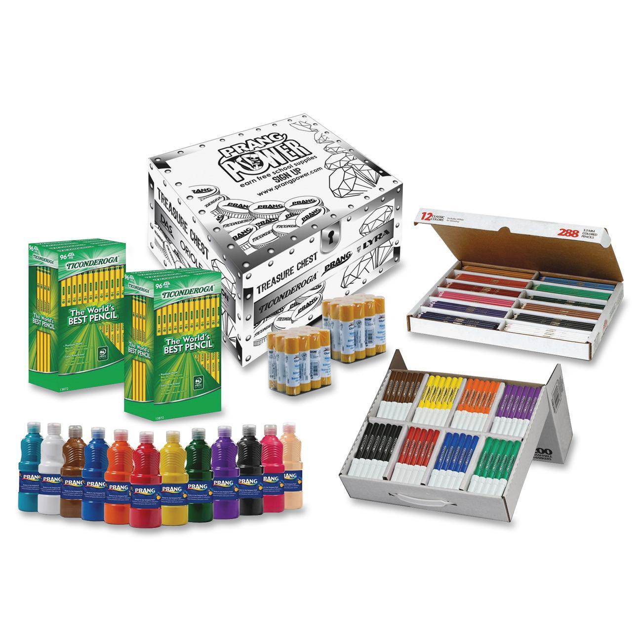 Dixon Prang Power Teacher Supply Kit