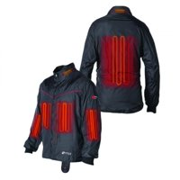 Venture Men's 12 Volt Heated Jacket Liner Black 2X-Small