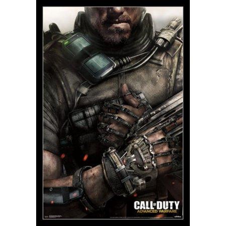 Call Of Duty   Advanced Warfare   Blacksmith Poster Print