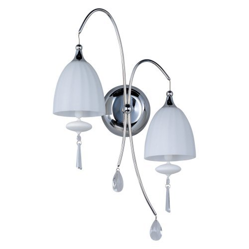 ET2 Chute Wall Sconce - 13W in. Polished Chrome
