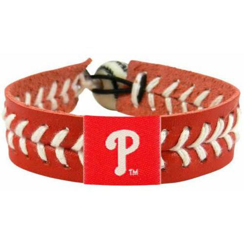 MLB Philadelphia Phillies Team Color Gamewear Bracelet
