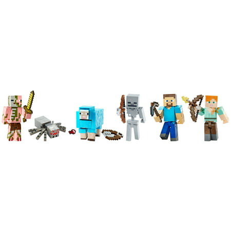 Minecraft Basic Figures Assortment