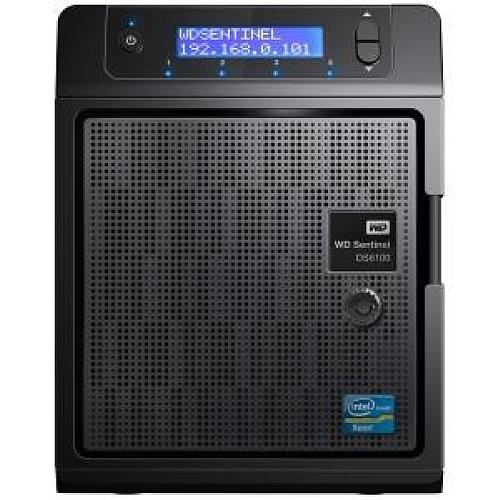 Western Digital Ultra-compact Storage Plus Server WD Sentinel DS6100