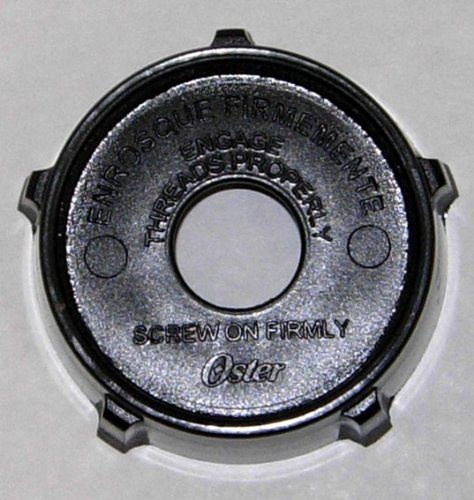 Oster 4902 Blender Jar Bottom with 1-Gasket for Oster and Osterizer Blenders