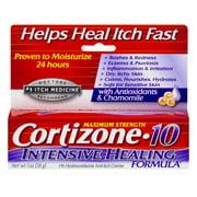 Cortizone 10 Intensive Healing Anti-Itch Crme 1oz