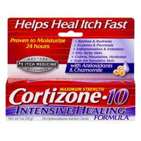 Cortizone 10 Intensive Healing Anti Itch Creme (1 Oz)