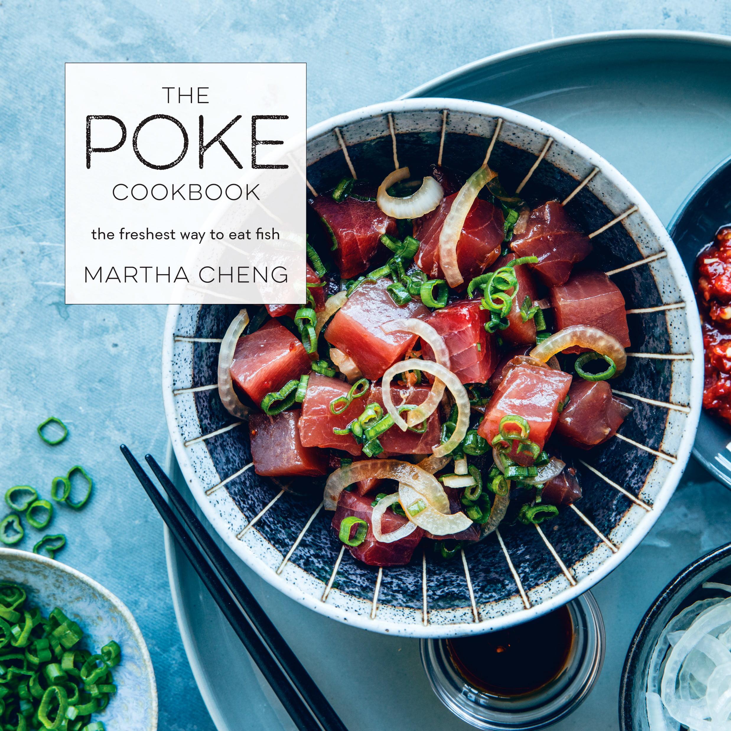 The Poke Cookbook (Hardcover)