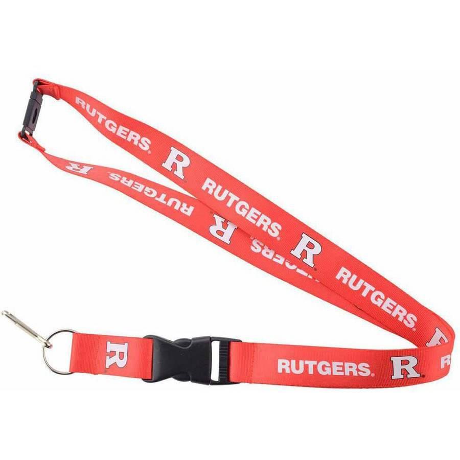 NCAA Rutgers Original Breakaway Lanyard