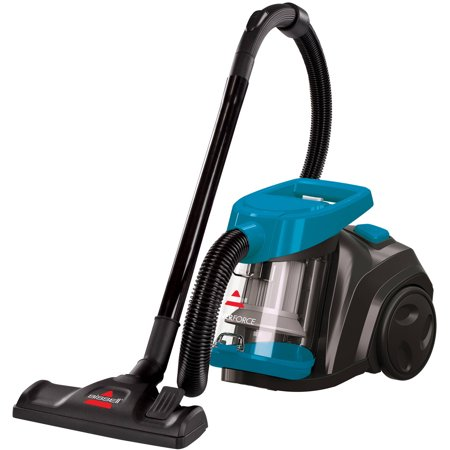 Bissell Powerforce Bagless Canister Vacuum Walmart Com