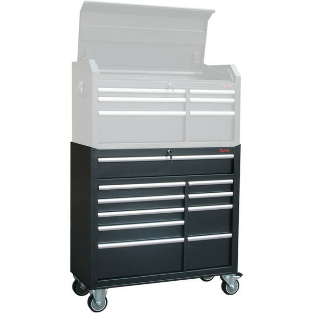 Torin 42 Inch 10 Drawer Tool Chest And Cabinet Set Walmart Com Walmart Com