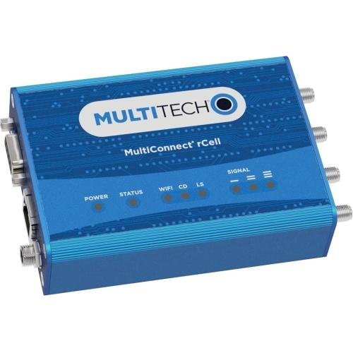 Multi-tech Systems MultiConnect rCell MTR-H5 Cellular Wireless Router