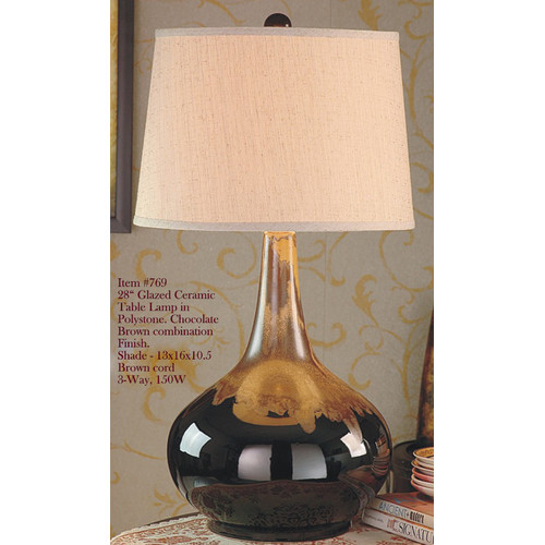 Wildon Home 28'' Table Lamp by Windward Furniture