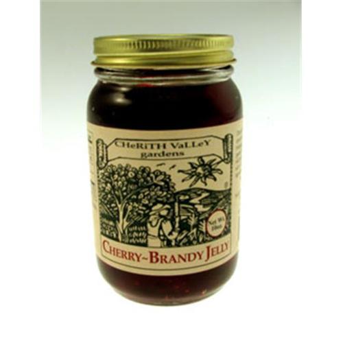 Cherith Valley Gardens CB10 Cherry Brandy Jelly, 10 oz