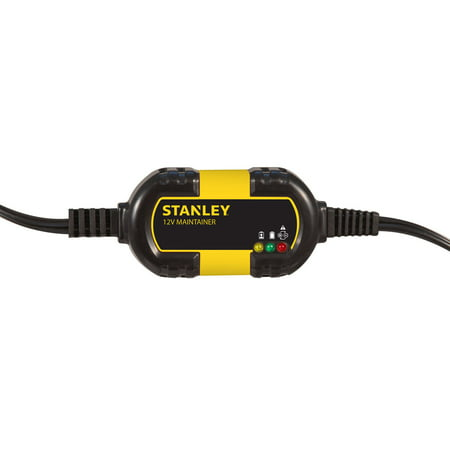 STANLEY 1 Amp Automatic Battery Maintainer (Auto Battery Trickle Charger)