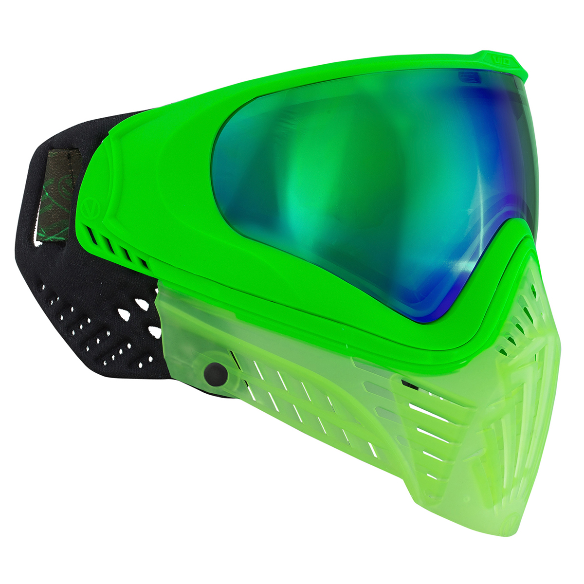 Virtue VIO XS Thermal Paintball Goggles - Crystal Emerald