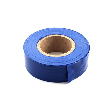 Unique Bargains 23mm Wide 6mm Thickness PVC Self-adhesive Insulation Tape Roll - image 1 of 2