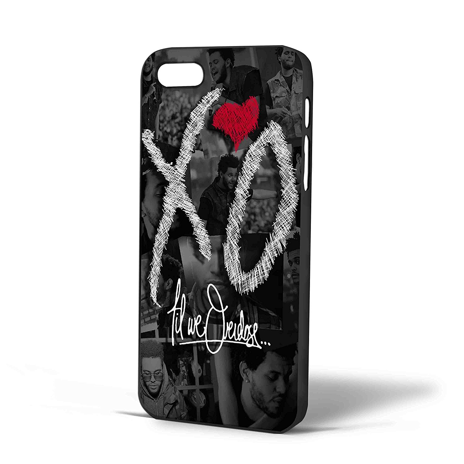 Ganma The Weeknd XO Case For iPhone Case ( Case For iPhone 6s White)