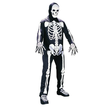 Plus Size Scary Skeleton Costume - Scary Costumes For Womens