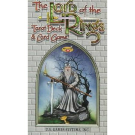 The Lord of the Rings Tarot Deck & Card Game