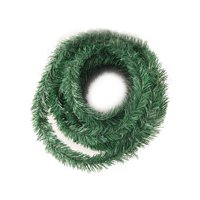 Short Green Pine Wired Garland by FLOMO