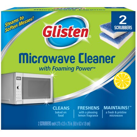 Glisten Microwave Cleaner With Foaming Power 2 Use