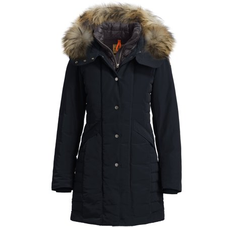 parajumpers angie long padded jacket
