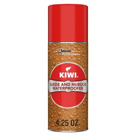 KIWI Suede & Nubuck Waterproofer Spray, 4.25 oz
