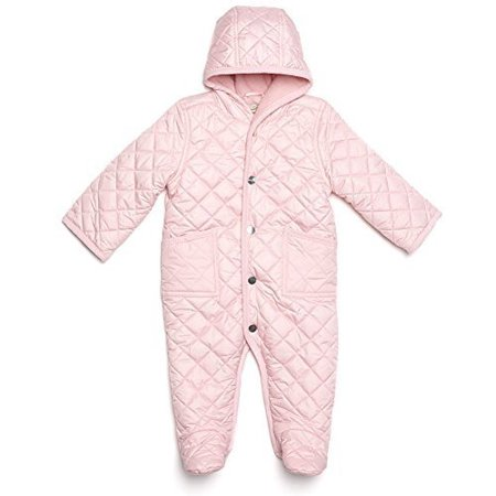 217cf1f7bfb5 Leveret - Quilted Baby Snowsuit (9 Months