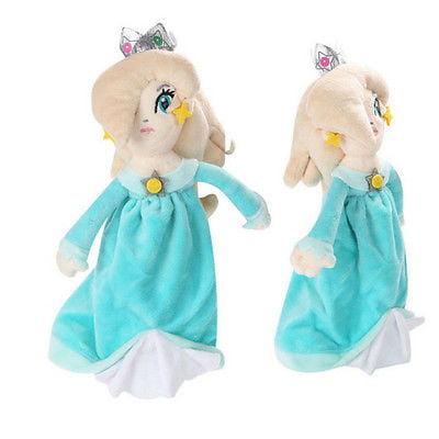 New Super Mario Bros. Plush Doll Stuffed Toy Princess Rosalina 8