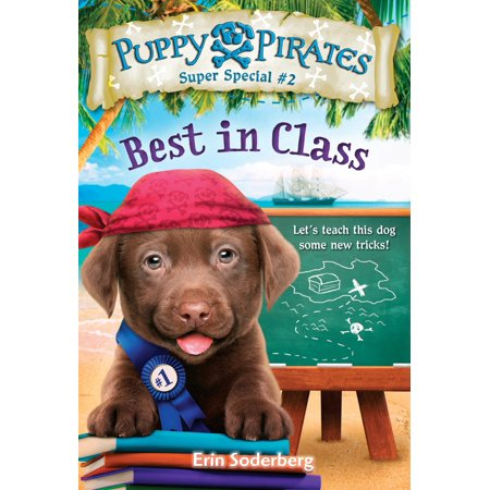 Puppy Pirates Super Special #2: Best in Class (Best Shoes For Barre Class)