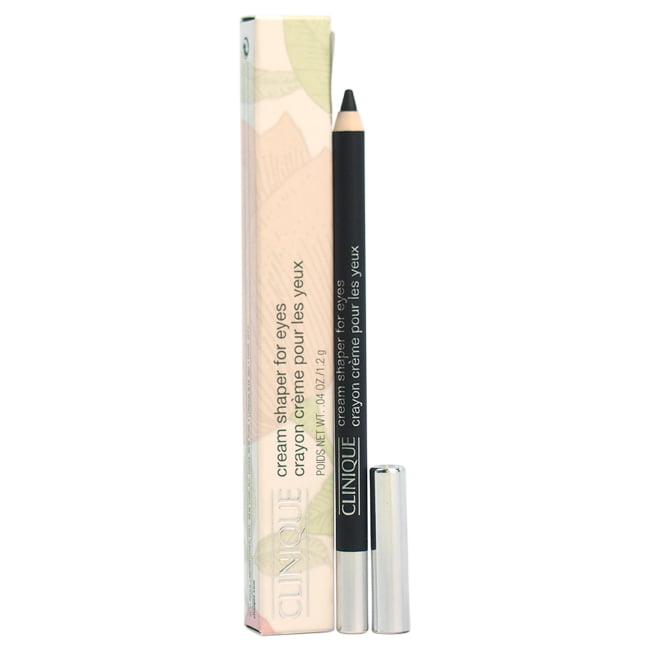 Cream Shaper For Eyes - # 101 Black Diamond by Clinique for Women - 0.04 oz Eye Liner - image 1 de 1