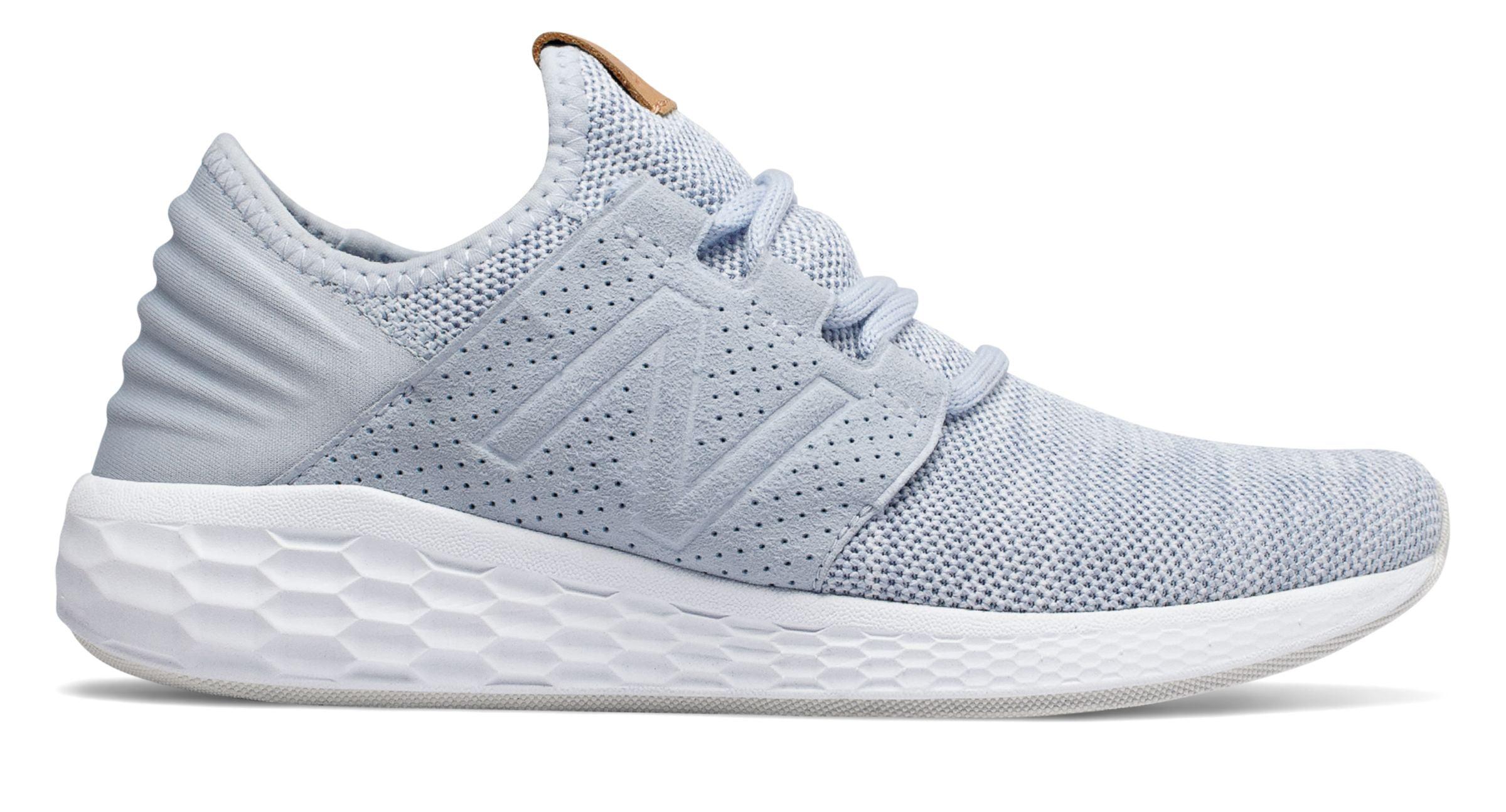 Fresh Foam Cruz v2 Knit Shoes Blue