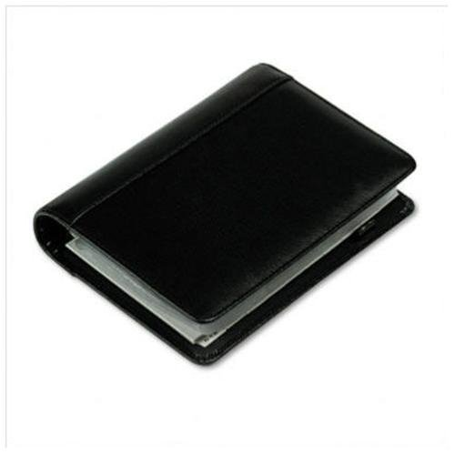 Samsill Regal Leather Business Card Binder 120 Capacity6ring