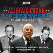 Letter from America: The Essential Letters 1936 - 2004 - Audiobook