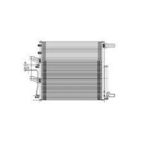 TYC 3878 Replacement Condenser for Dodge RAM Dodge Ram Replacement Parts